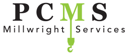 PCMS Millwright Services Logo